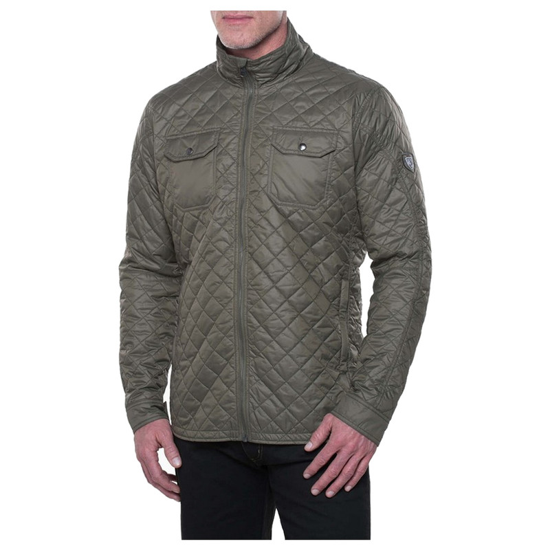 Kuhl Men's Kadence Jacket in Olive Color