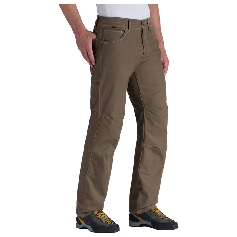 Kuhl Rydr Pants in Dark Khaki Color