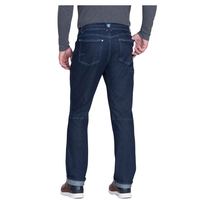 Kuhl Men's Thermik Jean in Indigo Color