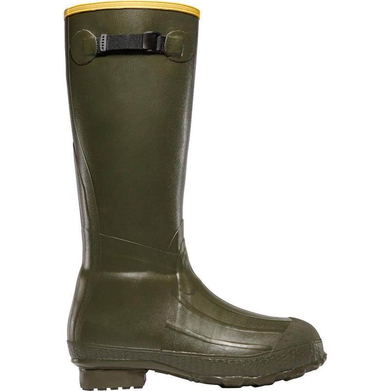 "LaCrosse Burly 18"" Foam Insulated Hunting Boot - OD Green"