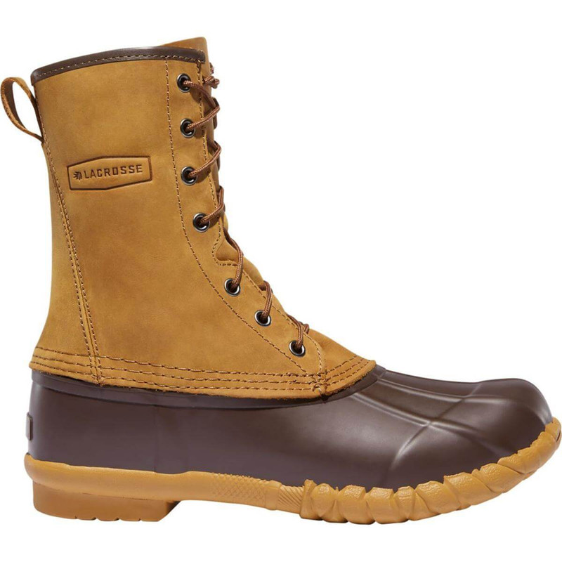 LaCrosse Uplander 10 Inch Boot - Brown