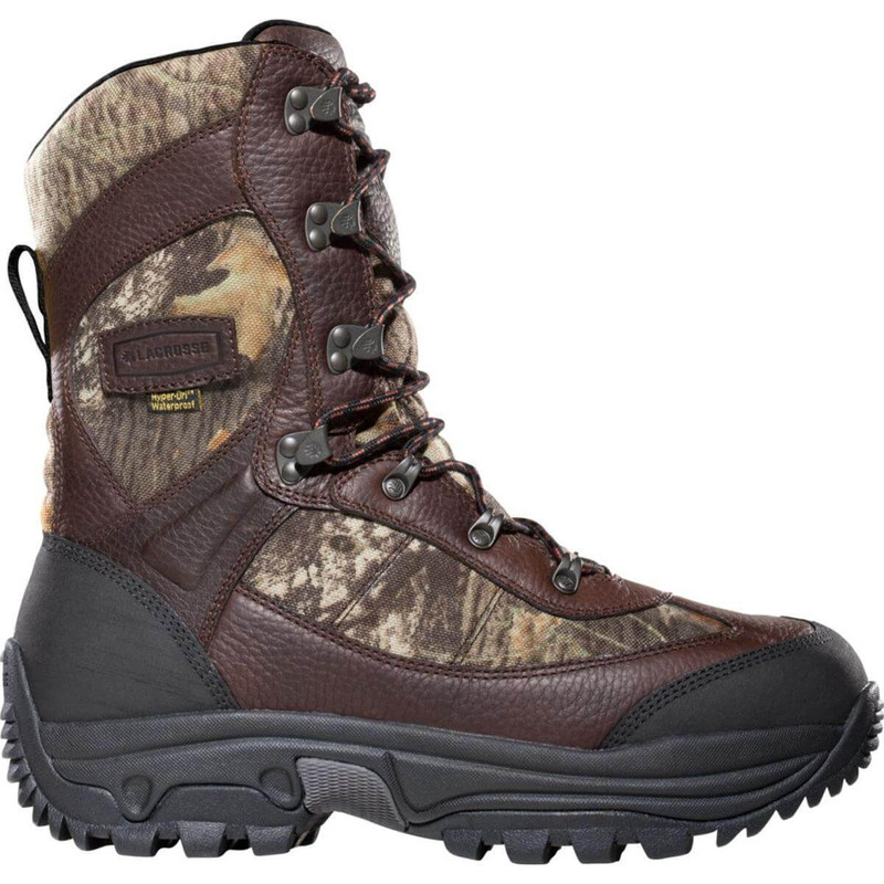 Lacrosse Hunt Pac Extreme 10 Inch Hunting Boot - Mossy Oak Break-Up 2000G
