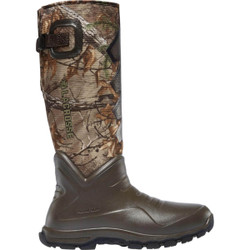 Lacrosse Aerohead Sport 16 Inch Non Insulated Boot - Realtree Xtra 3.5MM