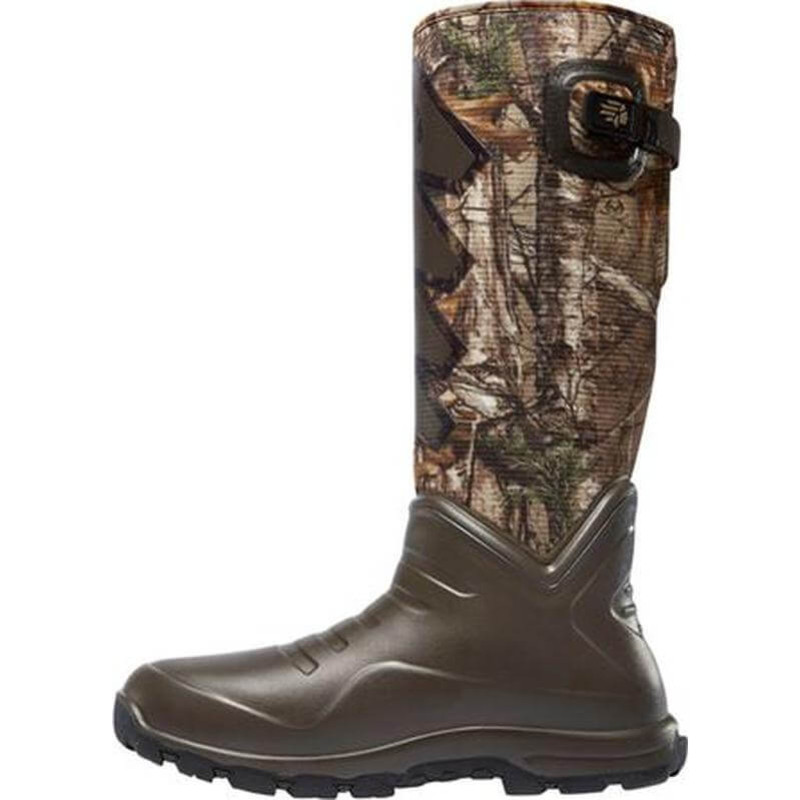 Lacrosse Aerohead Sport 16 Inch Non Insulated Boot - Realtree Xtra 3.5MM in Realtree Xtra Apx Color