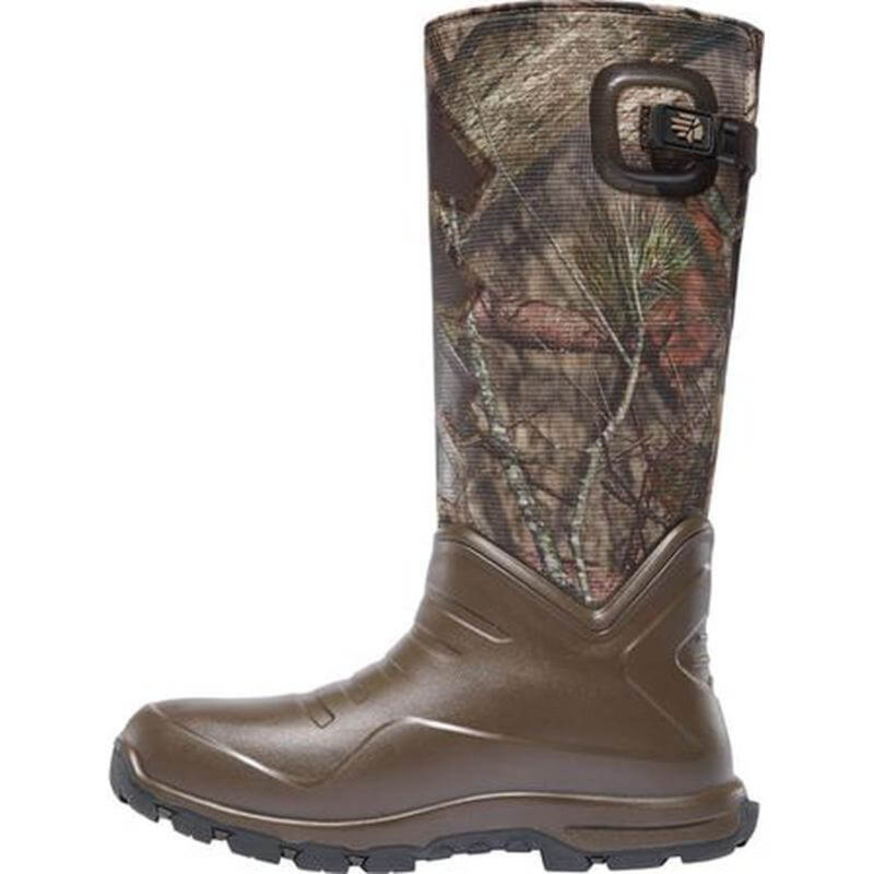 Lacrosse Aerohead Sport Snake Boot - Breakup Country