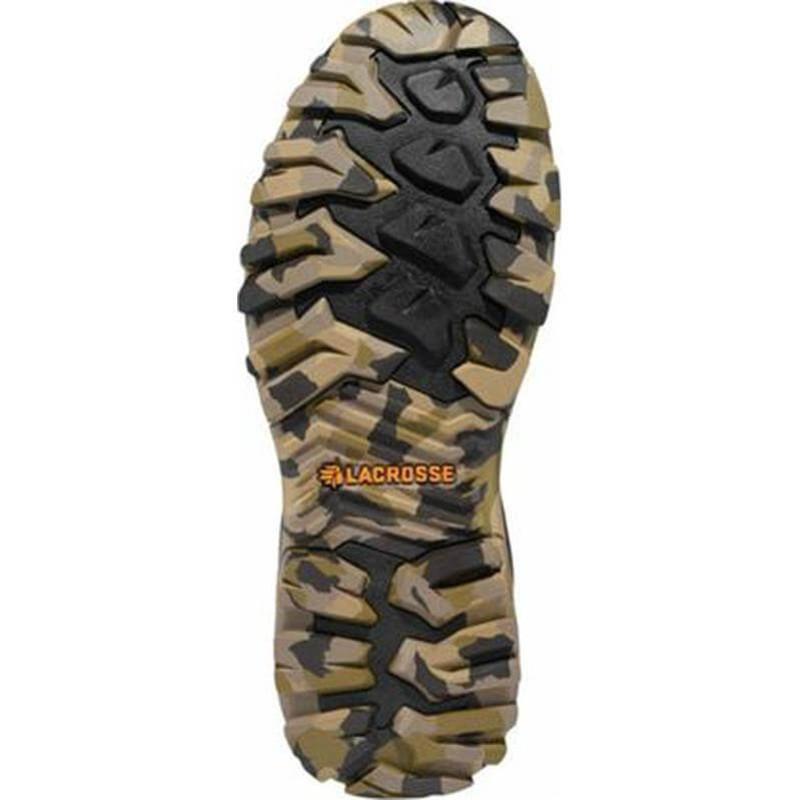 Lacrosse Alphaburly Pro Non Insulated Pro Side Zip Boot