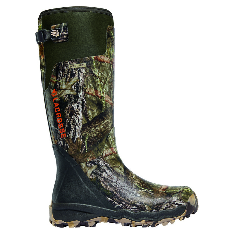 LaCrosse Alphaburly Pro Non-Insulated Hunting Boots
