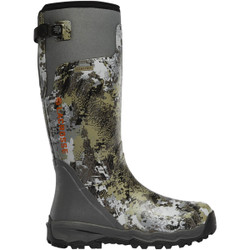 "LaCrosse Alpha Burly Pro 18"" Optifade Elevated II Rubber Boots"
