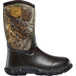 Lacrosse Youth Lil Alpha Lite Hunting Boot - 5MM Realtree Xtra