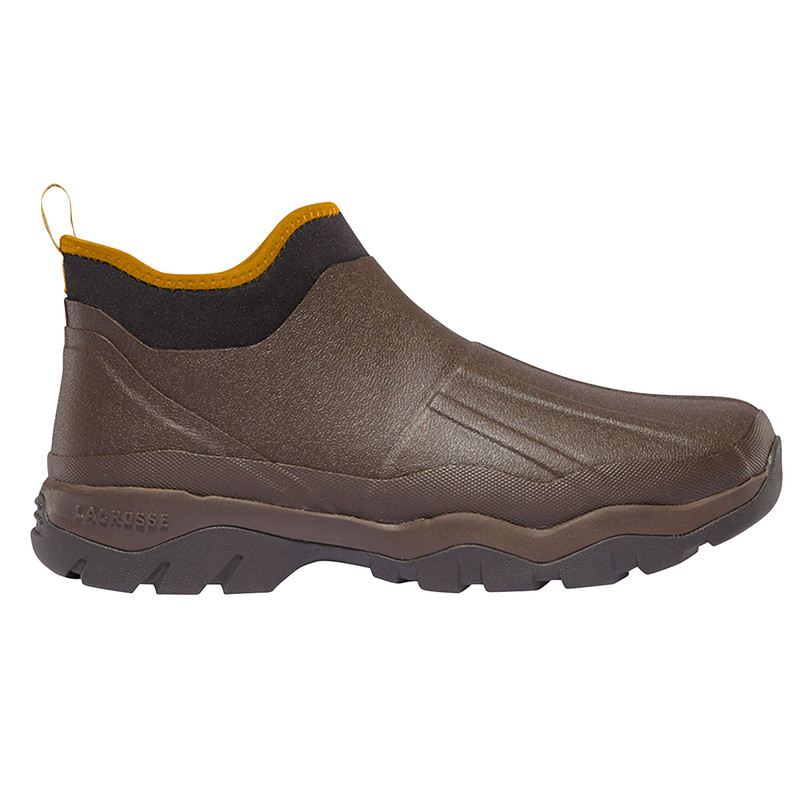 Lacrosse Alpha Muddy Pull-On in Brown Color