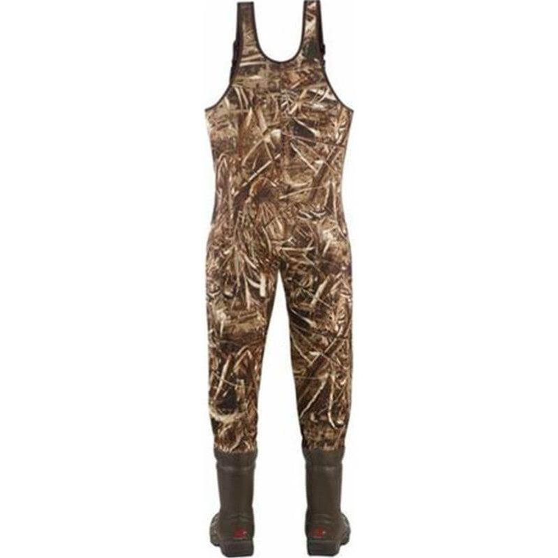 LaCrosse Brush Tuff Extreme ATS Chest Waders RealTree Max-5 1600G