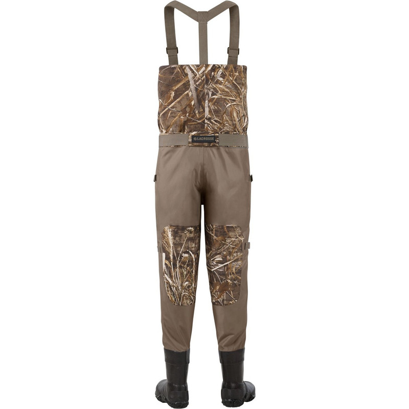LaCrosse Alpha Swampfox Drop Top Uninsulated Breathable Wader