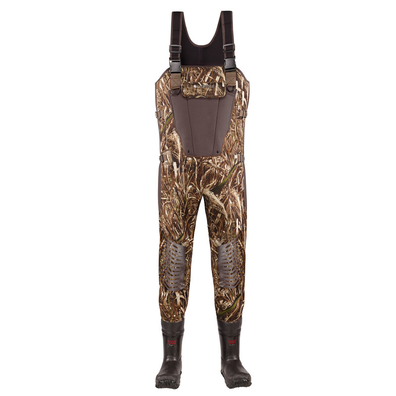 LaCrosse Mallard II Realtree Max-5 1000G Expandable Chest Waders