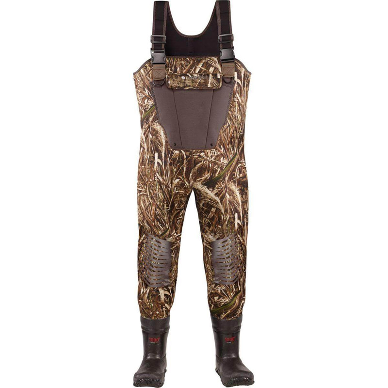 LaCrosse Youth Mallard II RealTree Max-5 1000G Chest Waders in Realtree Max 5