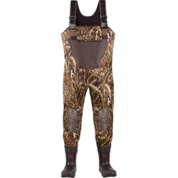 LaCrosse Youth Mallard II RealTree Max-5 1000G Chest Waders
