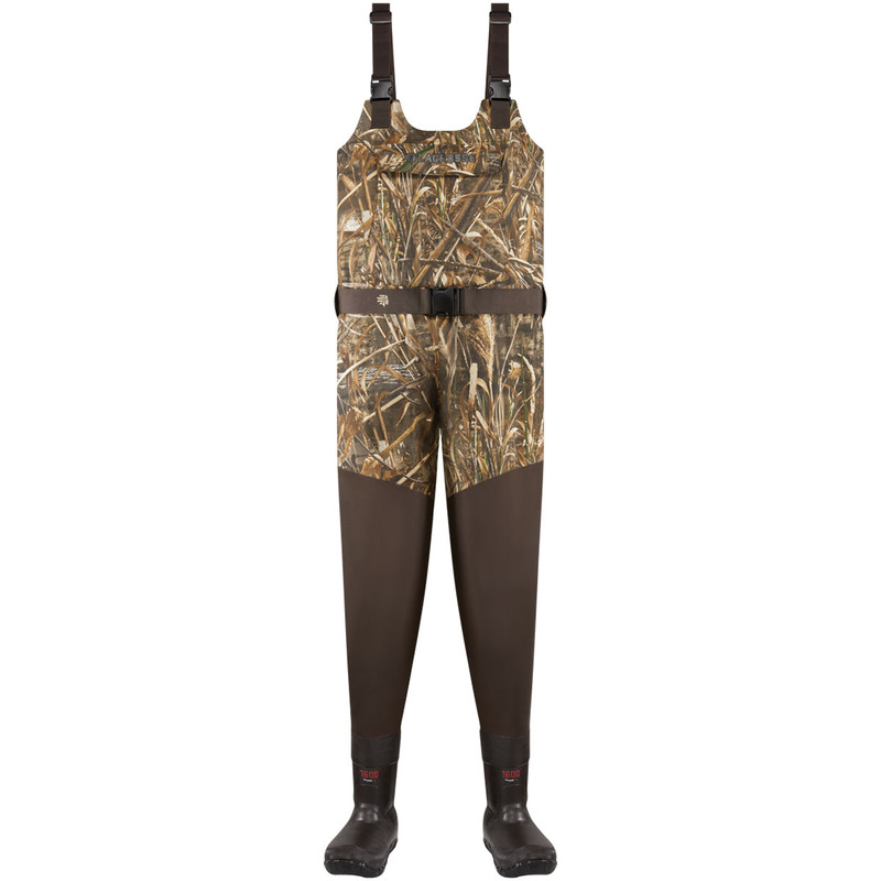 LaCrosse Wetlands Insulated Wader - 1600G in Realtree Max 5 Color