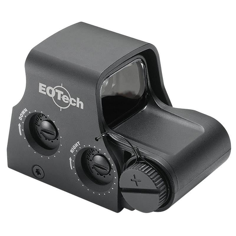 Eotech XPS3 Holographic Weapon 1x68 MOA Ring Red Dot Sight