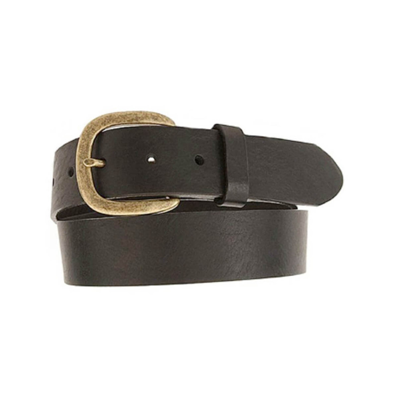 Leegin Justin Work Belt - 1 1/2 Inch in Black Color