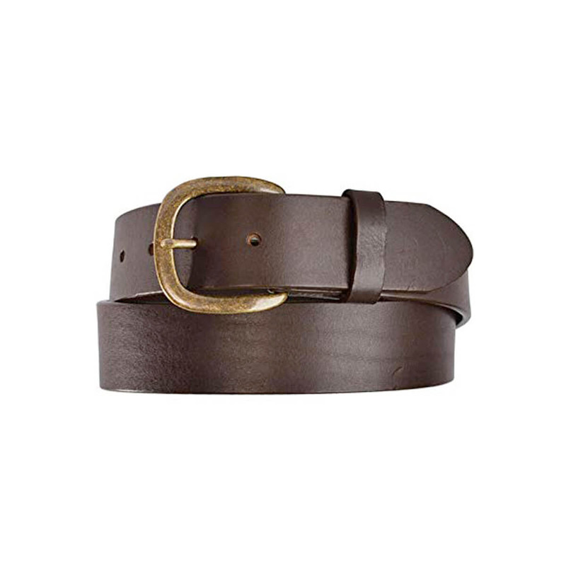 Leegin Justin Work Belt - 1 1/2 Inch in Brown Color