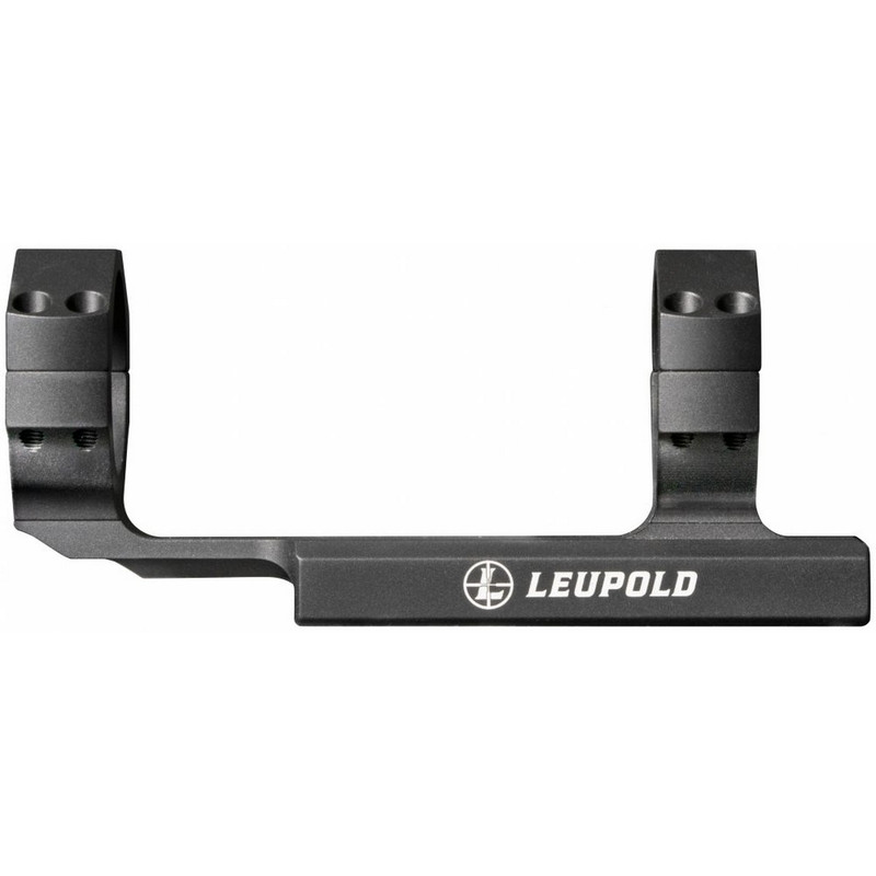 "Leupold 177093 Mark AR Integral Mounting System 1"" Black Matte"