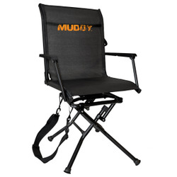 Muddy Outdoors Swivel Ease Ground Hunting Seat