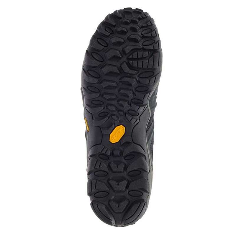 Merrell Chameleon 8 Stretch Hiking Shoes in Black