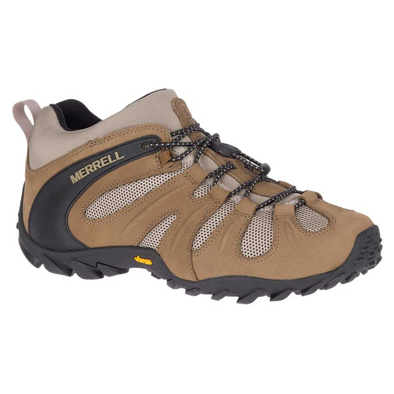Merrell Chameleon 8 Stretch Hiking Shoes in Kangaroo Color
