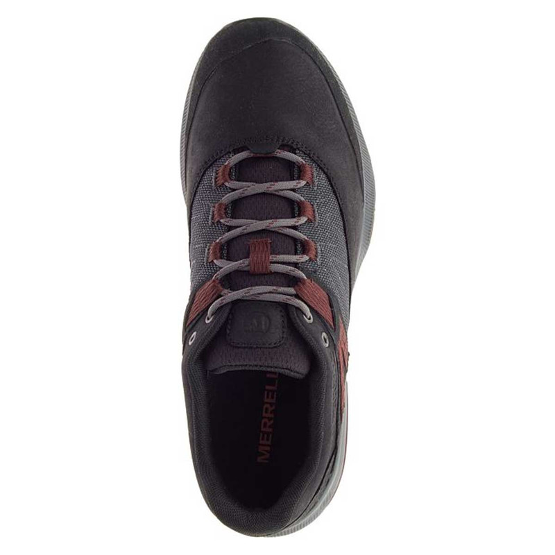 Merrell Zion Hiking Shoes in Black Color