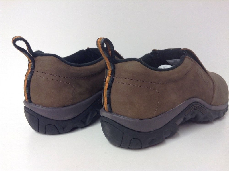 Merrell Jungle Moc Nubuck Brown