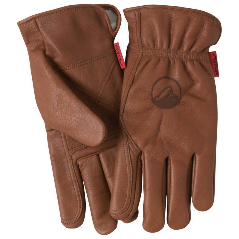 Mountain Khaki Rancher Insulated Work Glove in Chocolate Color