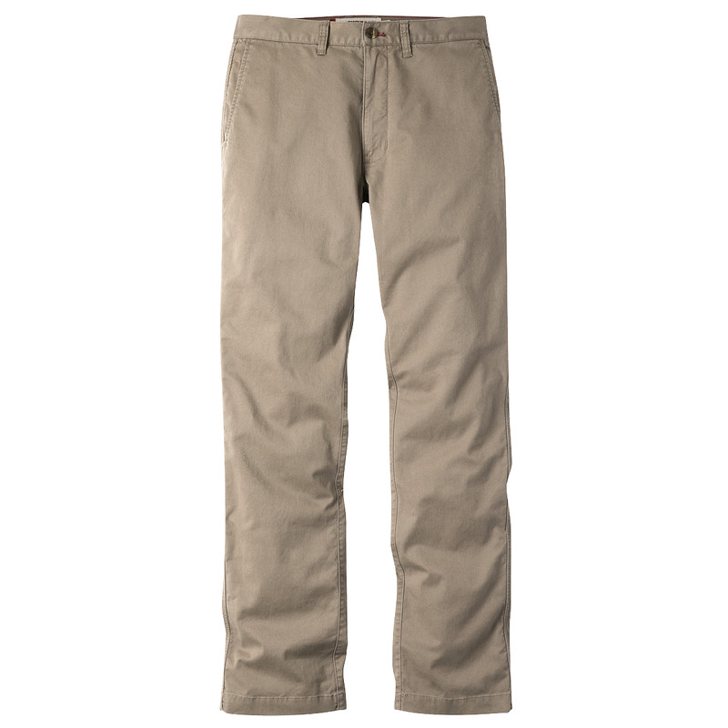 Mountain Khakis Men's Chino Pant Slim Fit in Classic Khaki Color