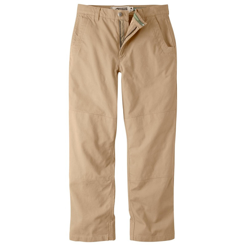 Mountain Khakis Alpine Utility Pants in Yellowstone Color