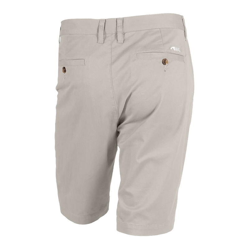Mountain Khakis Men's Jackson Chino Shorts - Slim Fit in Stone Color