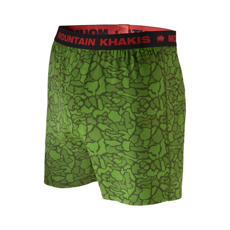 Mountain Khaki Men's Bison Boxers