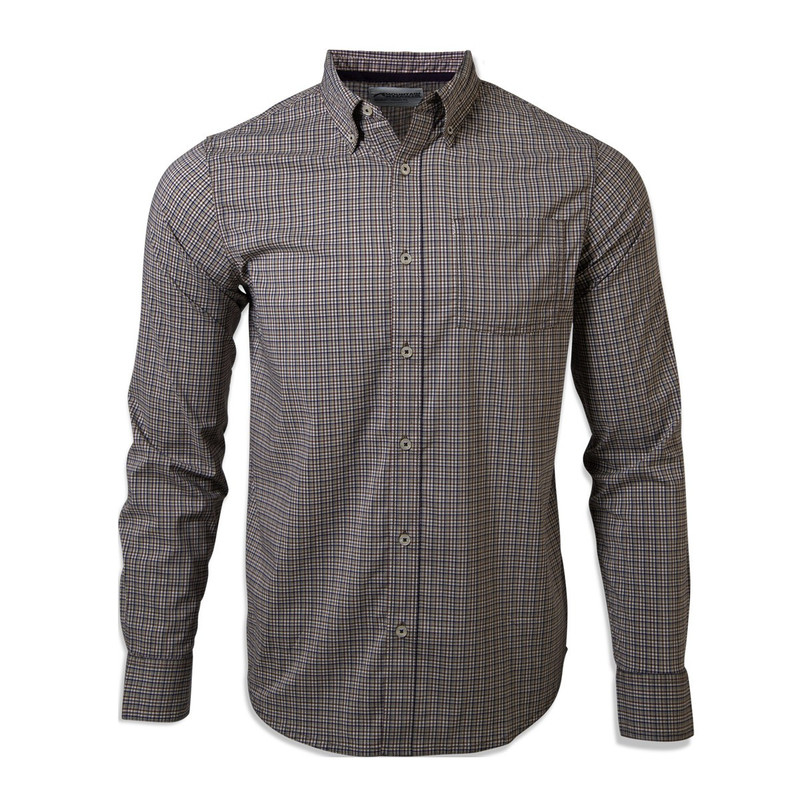 Mountain Khakis Men's Uptown Shirt in Terra Color