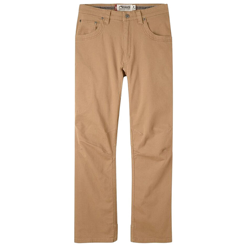 Mountain Khakis Men's Camber 106 Pants - Yellowstone in Yellowstone Color