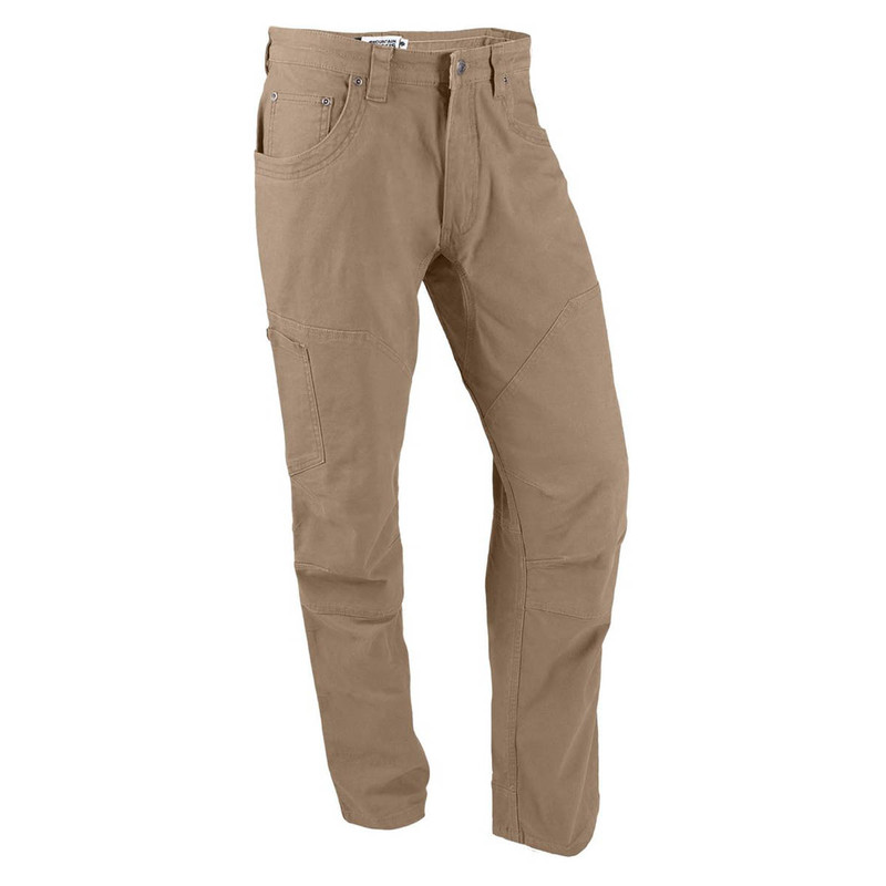 Mountain Khakis Men's Camber 107 Pants in Classic Khaki Color
