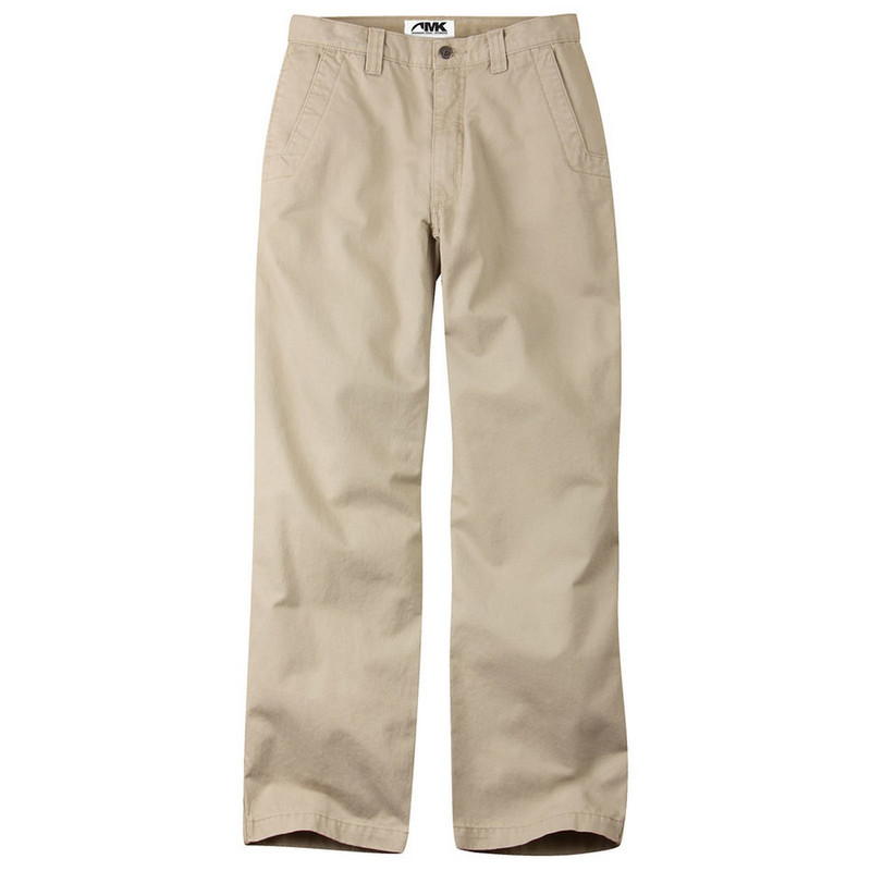 Mountain Khakis Men's Teton Twill Pants - Slim Fit in Sand Color