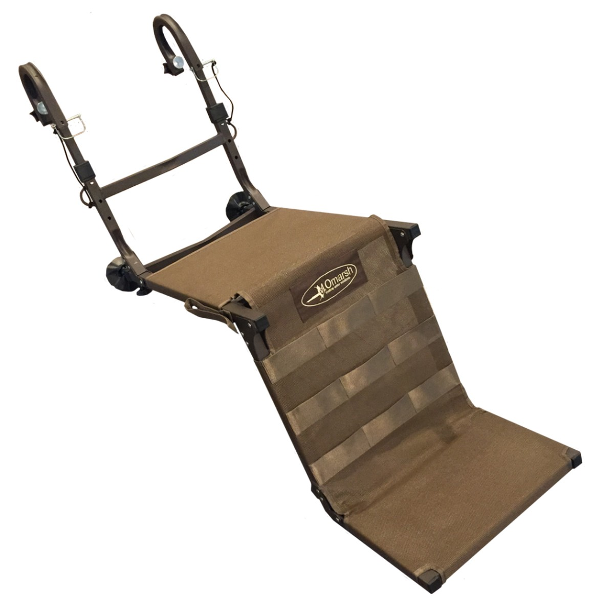 Dog Stands and Boat Ladders for Waterfowl Hunting