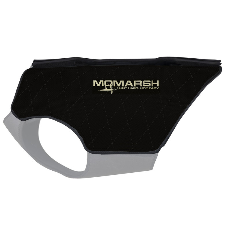MOmarsh Versa Vest Waterfowl Dog Vest Replacement Covers in Black Color