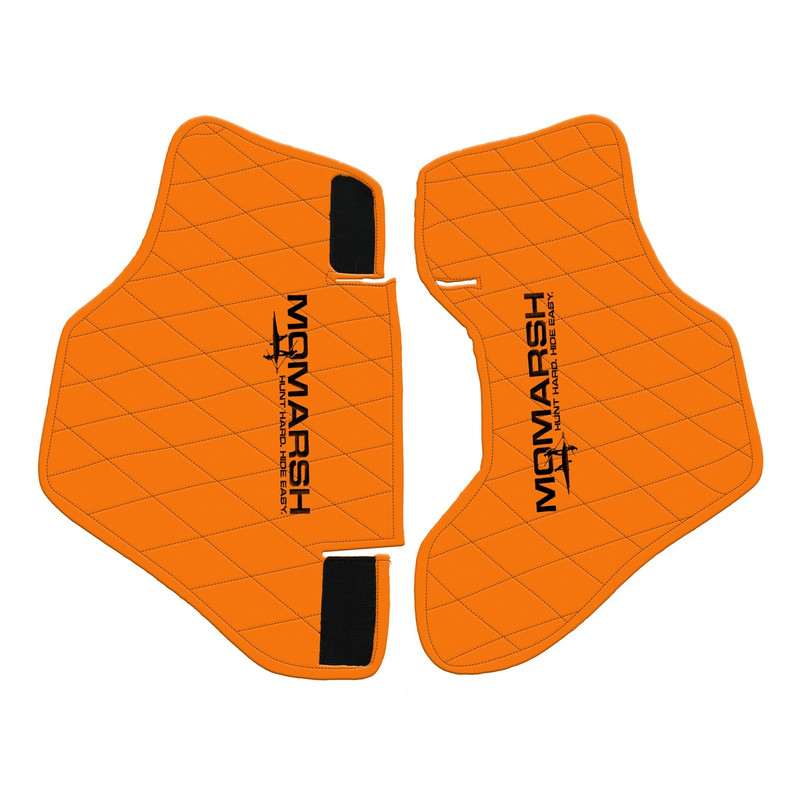 MOmarsh Versa Vest Waterfowl Dog Vest Replacement Covers in Orange Color