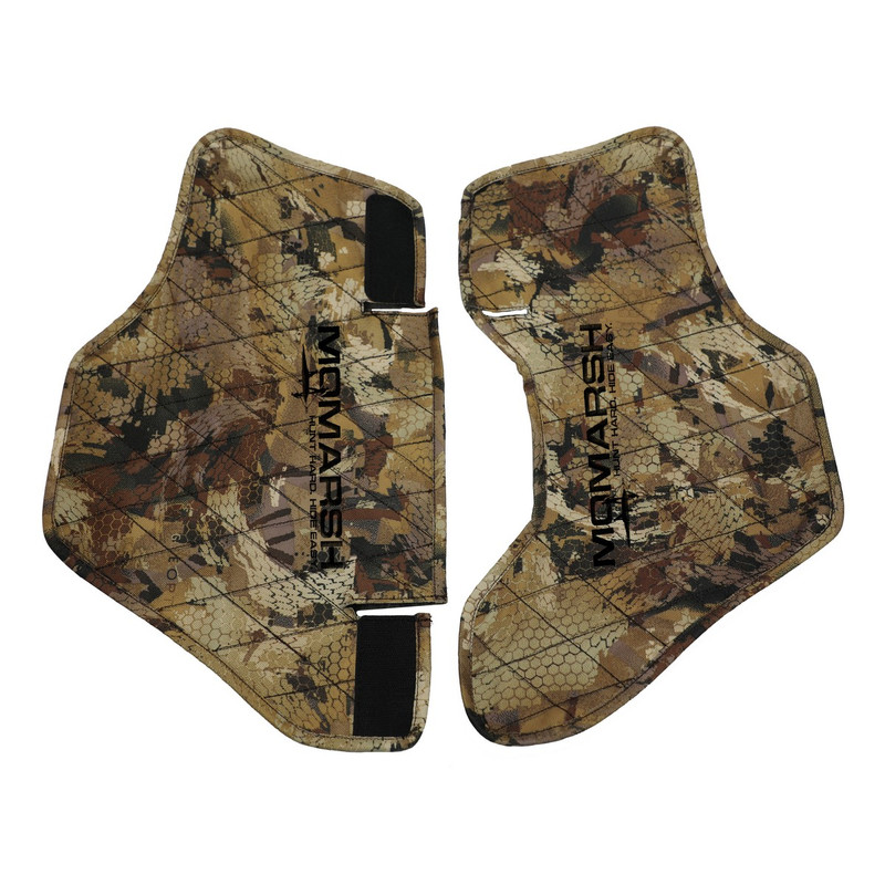 MOmarsh Versa Vest Waterfowl Dog Vest Replacement Covers in Waterfowl Marsh Color