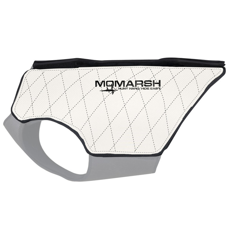 MOmarsh Versa Vest Waterfowl Dog Vest Replacement Covers in White Color