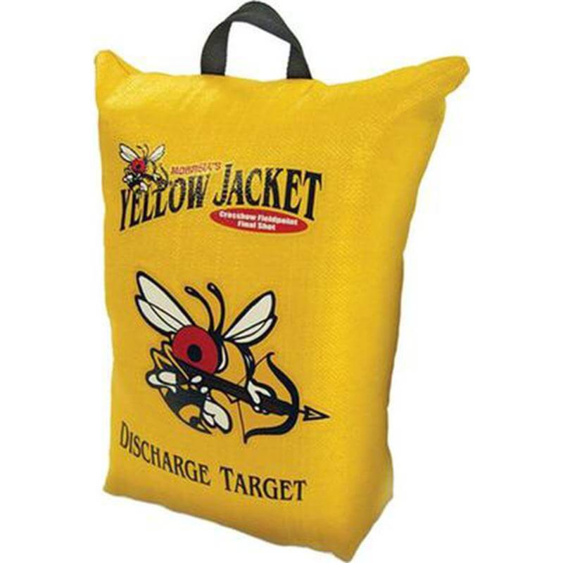 Morrell Yellow Jacket Crossbow Discharge Target