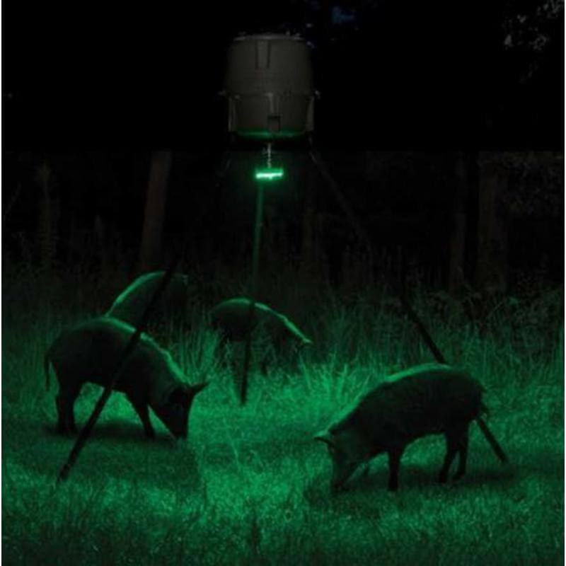 Moultrie Feeder Hog Light