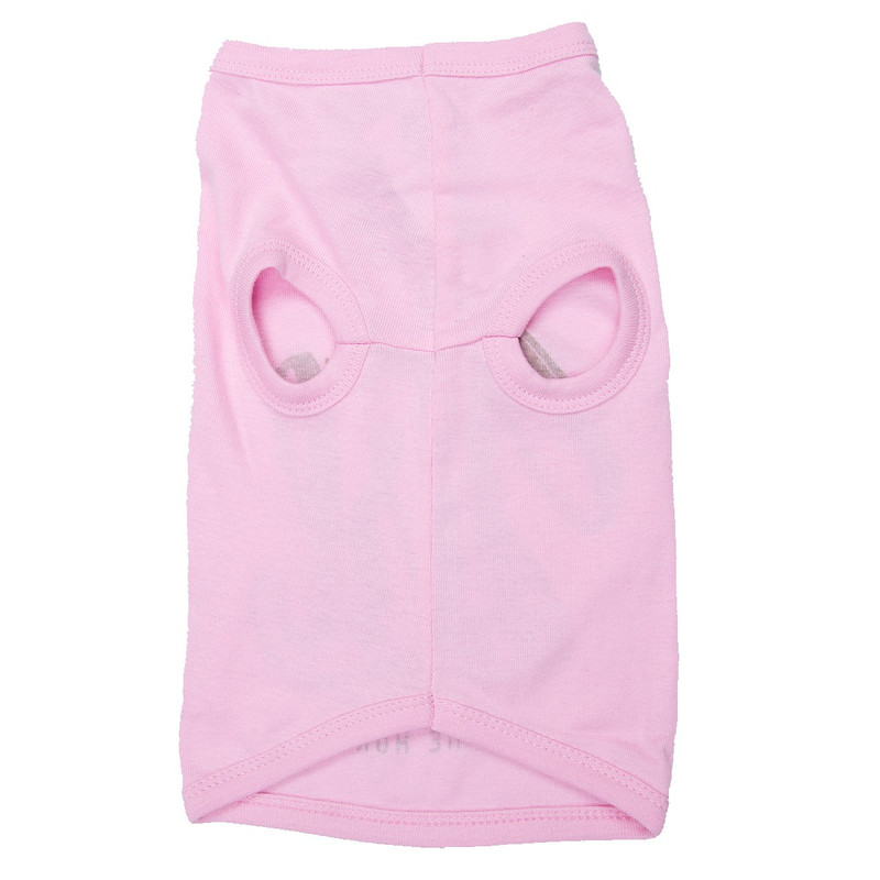 MPW Good Girl Dog Tee Pink in Pink Color