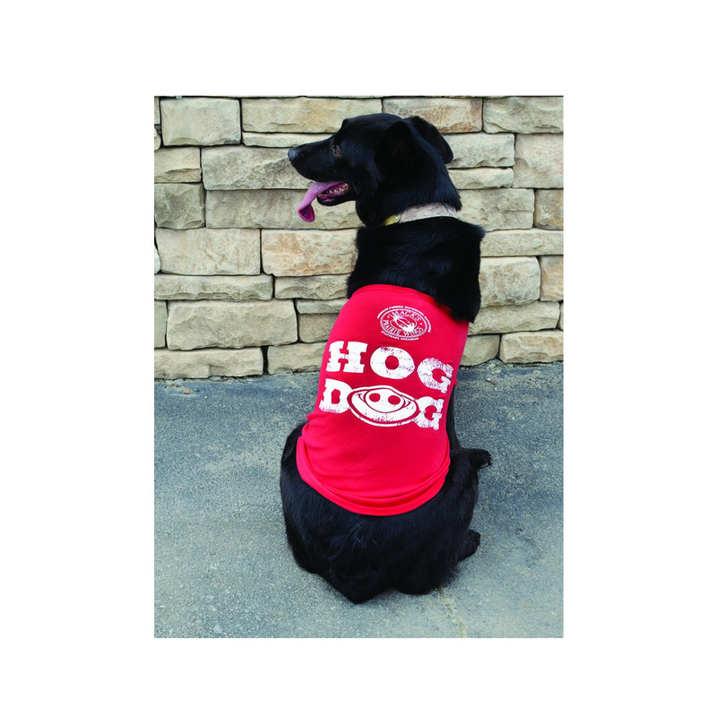 MPW Hog Dog Tee in Red Color