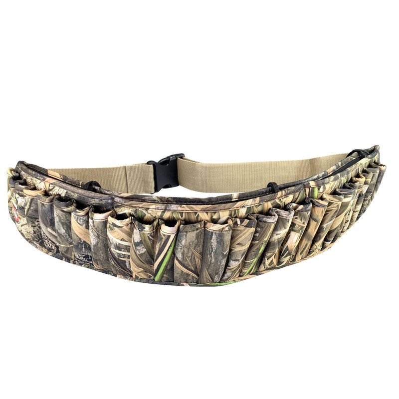 MPW Neoprene Shell Belt in Mossy Oak Blades Habitat Color
