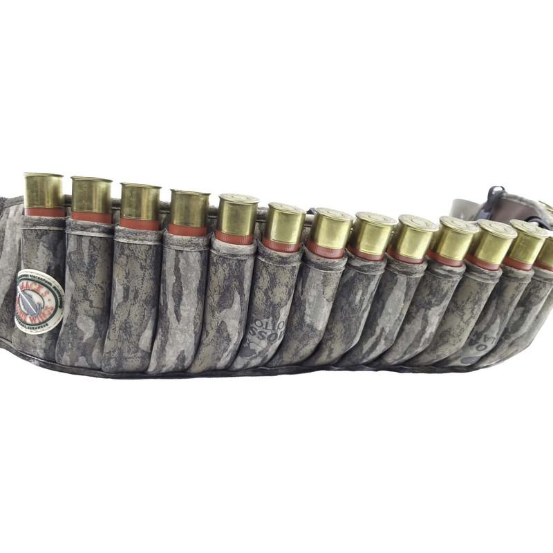 MPW Neoprene Shell Belt in Mossy Oak Bottomland Color