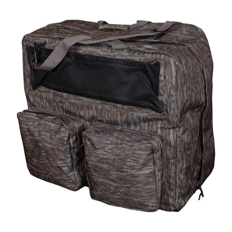 MPW Wader Bag in Mossy Oak Bottomland Color